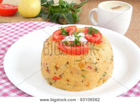 Semolina Dish