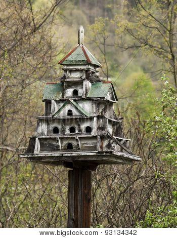 Highrise Birdhouse