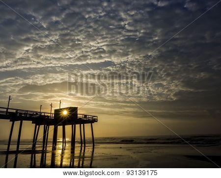 Avalon Pier at Sunrise