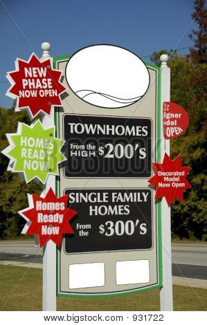 Real Estate Advertisement
