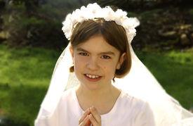 First Holy Communion Portrait 1