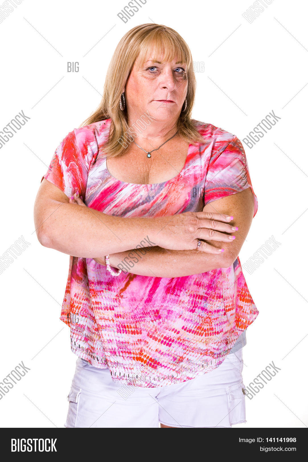 skeptical angry mature transgender image & photo | bigstock