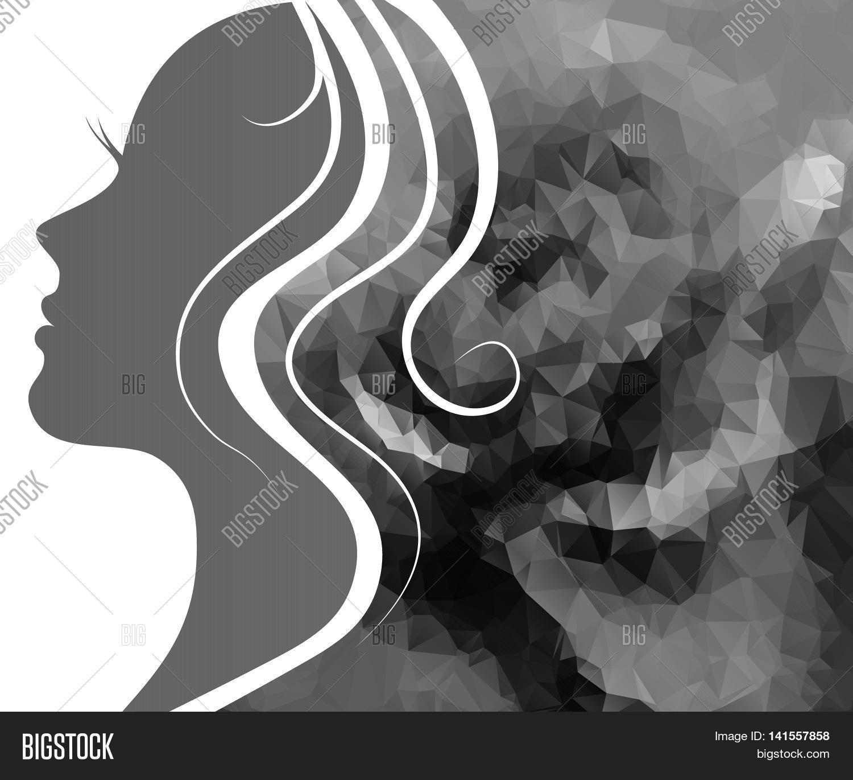 Beautiful Girl Vector Photo Free Trial Bigstock