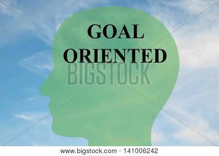 Goal Oriented - Mental Concept