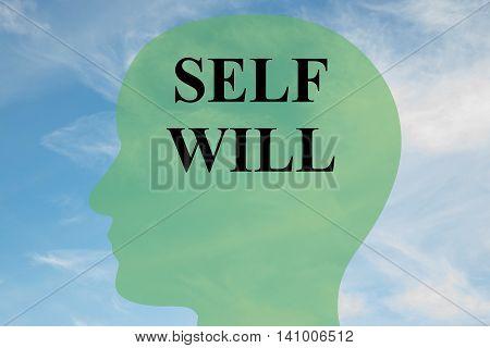 Self Will - Mental Concept