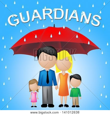 Kids Guardians Represents Take On And Adoption
