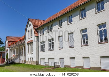 Josef Pieper school building at the Saline Gottesgabe near Rheine Germany