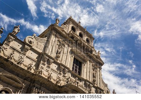 Acireale, The Cathedral