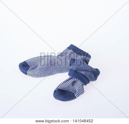 Socks. Socks On Background. Socks On A Background.
