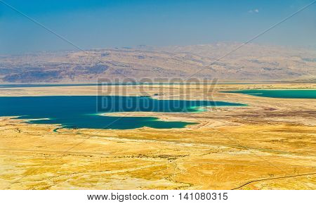 The Judaean Desert near the Dead Sea - Israel
