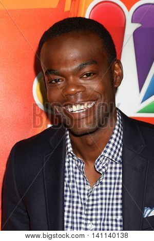 LOS ANGELES - AUG 2:  William Jackson Harper at the NBCUniversal TCA Summer 2016 Press Tour at the Beverly Hilton Hotel on August 2, 2016 in Beverly Hills, CA