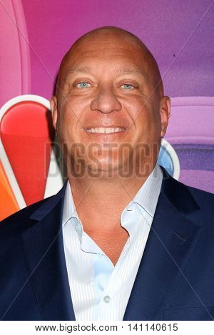 LOS ANGELES - AUG 2:  Steve Wilkos at the NBCUniversal TCA Summer 2016 Press Tour at the Beverly Hilton Hotel on August 2, 2016 in Beverly Hills, CA