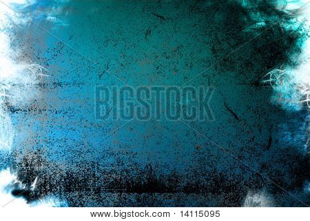 grunge Background frame-with space for your text and image