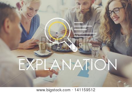 Explanation Research Results Knowledge Discovery Concept