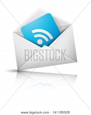 cute Wireless Network Symbol for you design