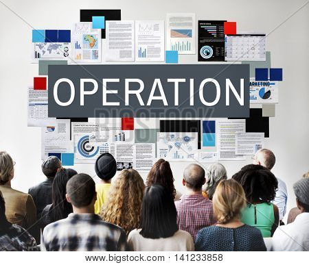 Operation Effective Functional Operate Viable Concept