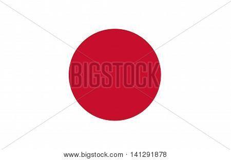 Flag of Japan Japan Flag Japanese Culture Vector National Flag