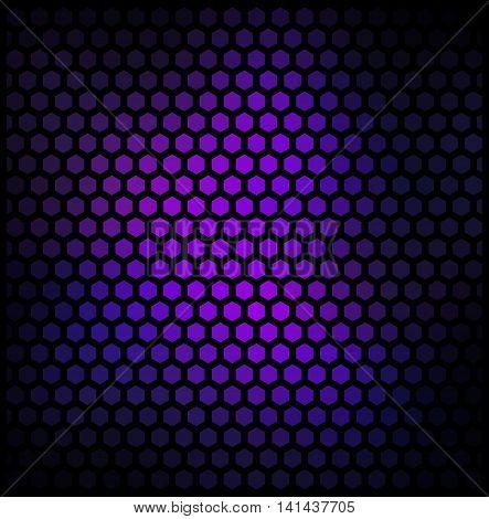 Crazy Wallpaper With Hexagons