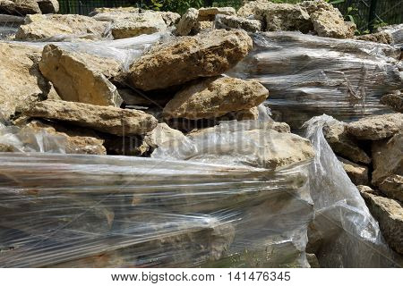 Stones For Landscaping In The Package