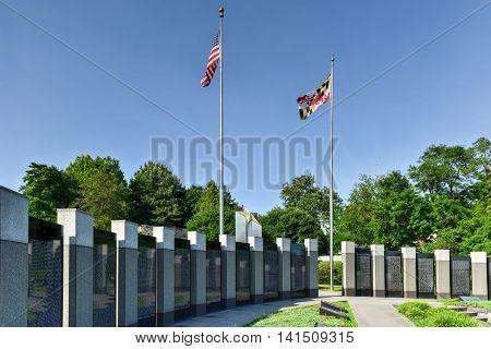 Maryland World War Ii Memorial
