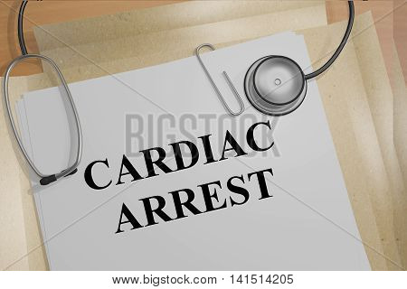 Cardiac Arrest - Medical Concept