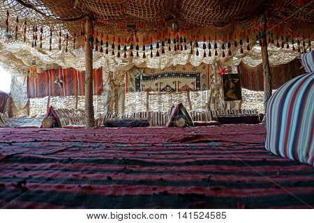 Bedouine Tent