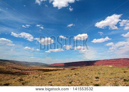 Vermillion Cliffs, Usa..