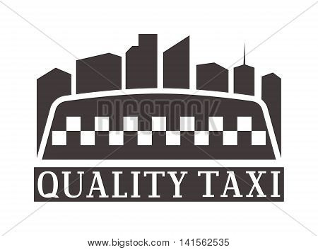 Vintage and modern taxi logos taxi label, taxi badge and design elements. Taxi service business sign template, icon, taxi logo corporate identity design element and vector object