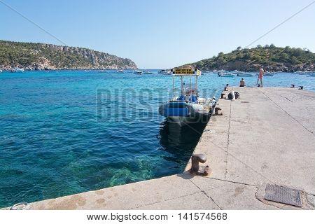 Boat Taxi Sant Elm Mallorca