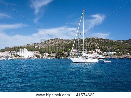 Blue Azure Sant Elm Mallorca