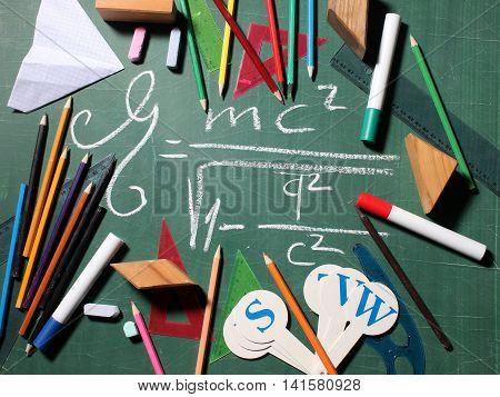 Mathematic Quadratic Root Formula