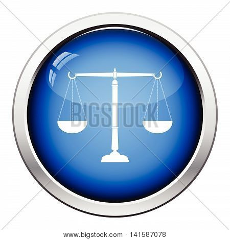 Justice Scale Icon