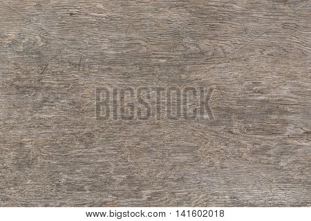Weathered wooden plate as a background picture