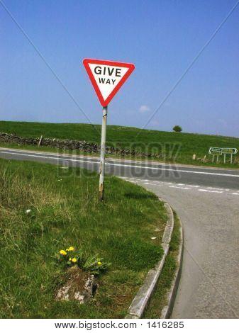 Give Way.