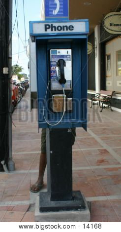 Public  Pay Phone