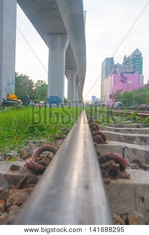 Rail anchor Rail joints Rail in Bangkok Thailand