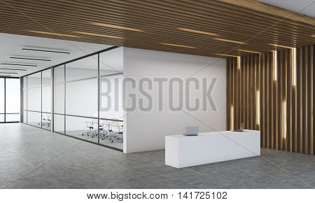 Successful Firm Interior