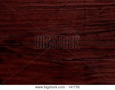 Dark Redwood Plank