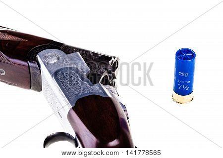 Shotgun And Shell