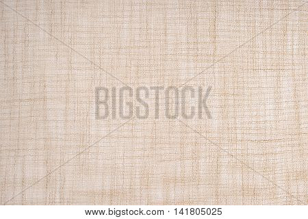 woven texture pattern background in beige cream brown color tone, with back light