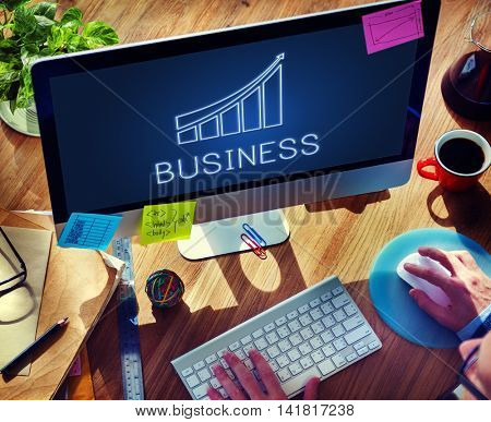 Business Commercial Corporate Opportunity Concept