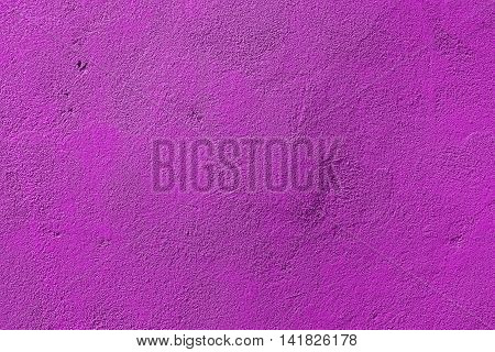 Plaster, plaster texture, plaster background. Old brick wall with plaster, photo texture, seamless background, pink plaster, pink plaster background