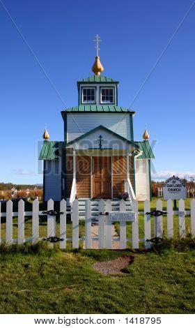 Orthodox Church In Alaska
