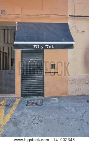 Why Not Restaurant