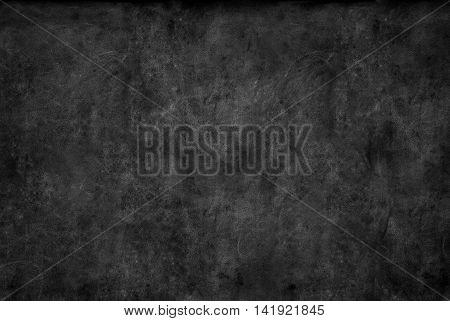 Black Chalkboard Texture Blackboard Background