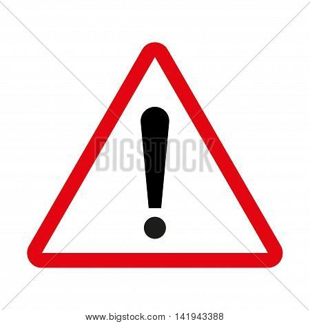attention sign, warning sign, attention icon, warning icon
