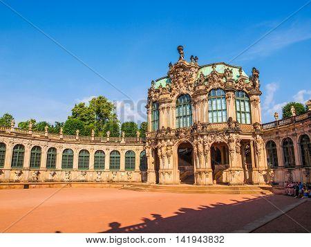 Dresden Zwinger Hdr