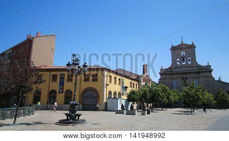 Palencia, Castile And Leon, Spain