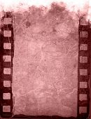 grunge film strip effect backgrounds poster