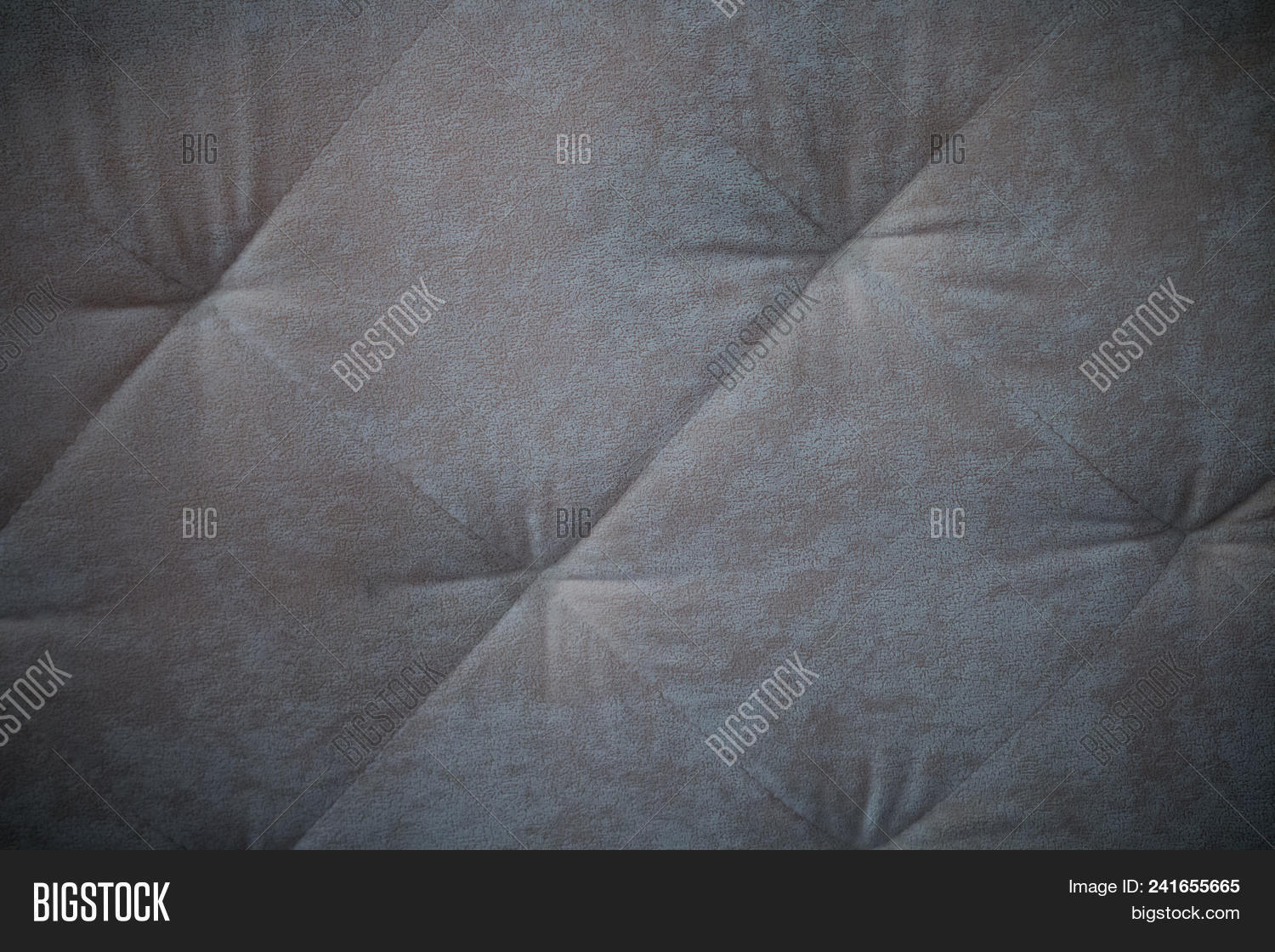 Leather Sofa Texture Seamless Background Gray Upholstery With Dents